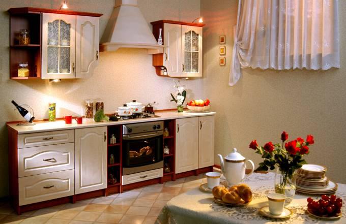 Kuchyňská linka Napoleón - Klon
