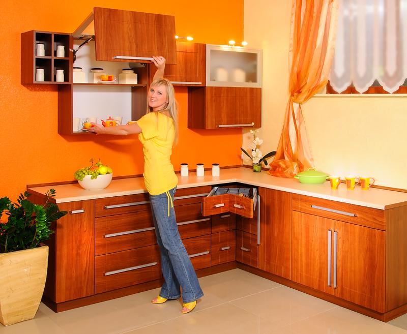 Kuchyně Vybrano - calvados