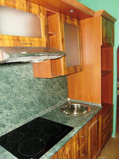 Paneláková kuchyně Wera
