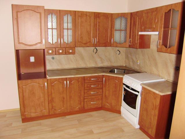Kuchyně Napoleón 2 se zástěnou