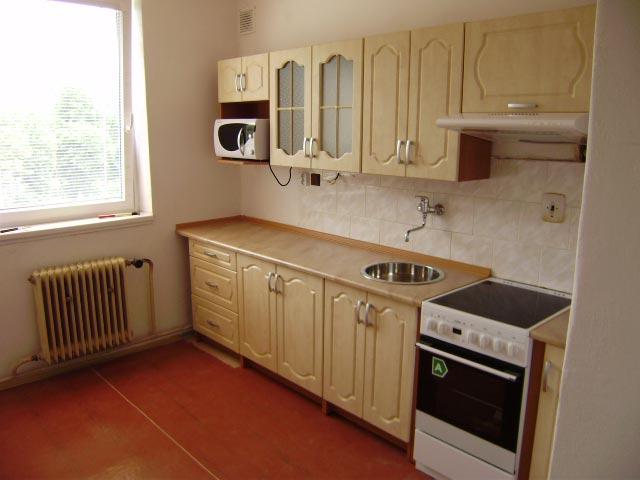 Rovná kuchyně Napoleón 2