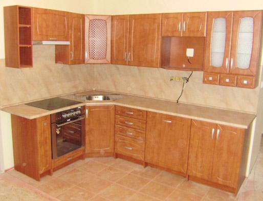 Rohová kuchyně Patera kalvádos