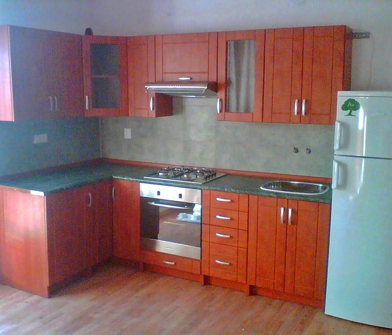 Rohová kuchyně Ramiak