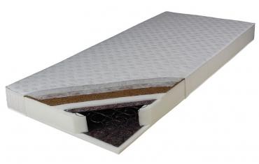 Pružinová matrace Kokos Medium - šířka od 80 do 180 cm