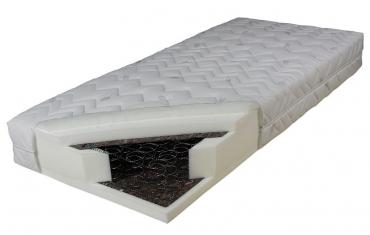Pružinová matrace Lindos šířka od 80 do 180 cm