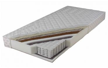Matrace taštičková Palmea léto/zima - šířka od 80 do 180 cm