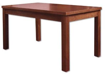 Rozkládací jídelní stůl ST160 masiv - buk