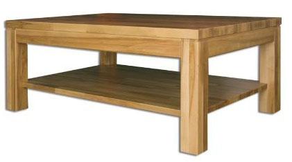 Konferenční stolek ST117 masiv - borovice 100 x 60