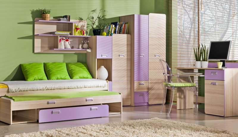 Dětský pokoj Lorento 4