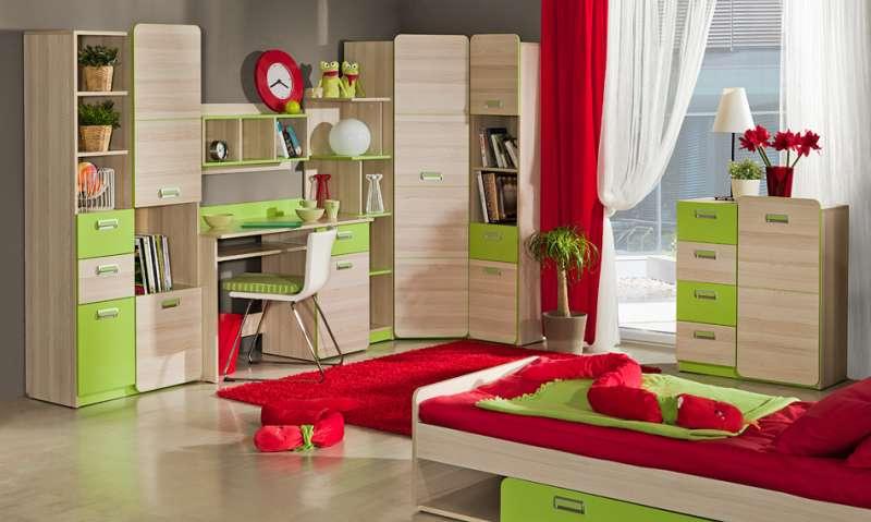 Dětský pokoj Lorento 1