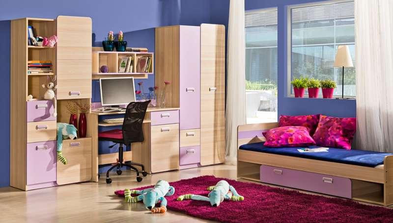Dětský pokoj Lorento 3