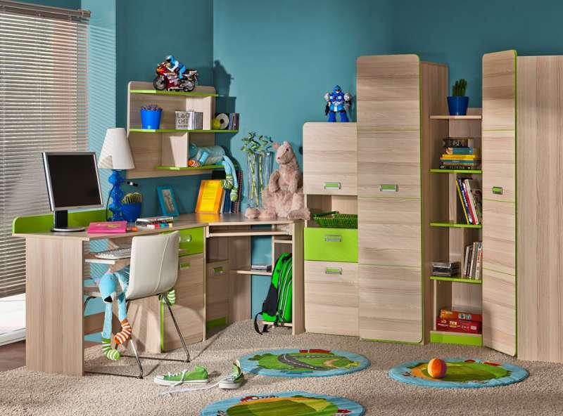 Dětský pokoj Lorento 6