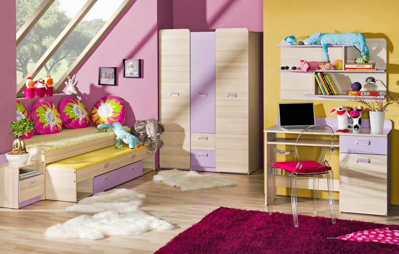 Dětský pokoj Lorento 8
