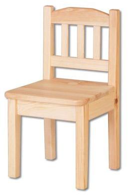 Dřevěná židlička AD241