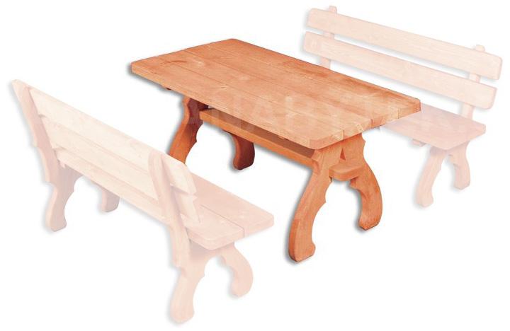 Zahradní stůl MO106
