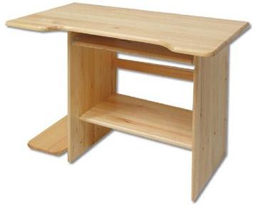 Psací stůl BR110 masiv - borovice