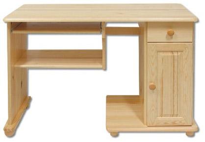 Psací stůl BR114 masiv - borovice