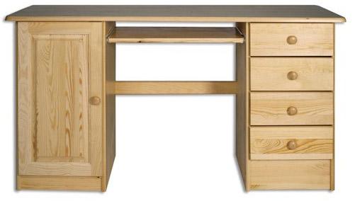 Psací stůl BR115 masiv - borovice