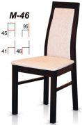 Dřevěná židle M46