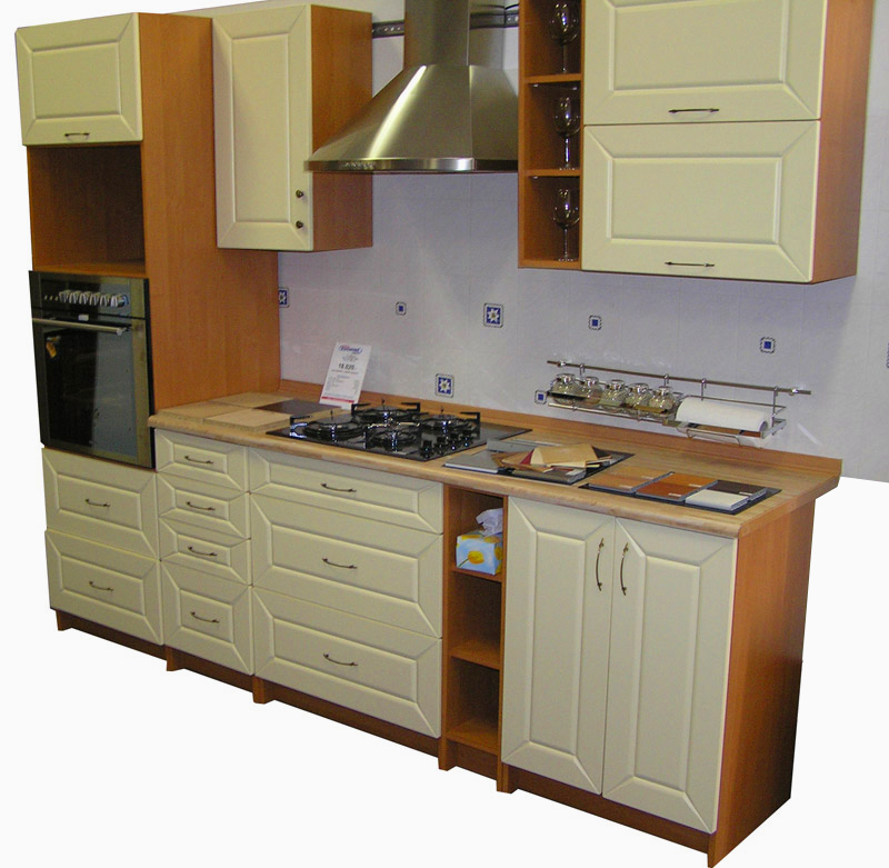 Kuchyňská linka Diana Modena 250 cm
