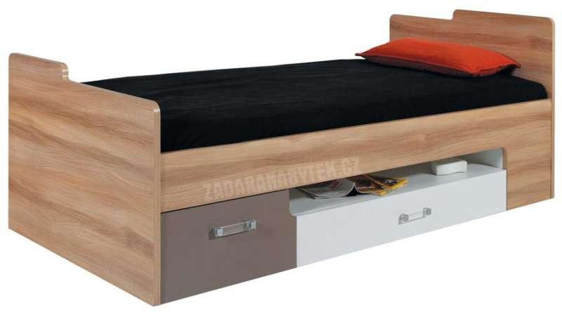Dětská postel s úložným prostorem Blog BL20
