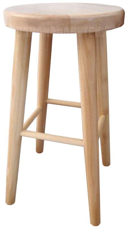 Barová židle KT242 masiv buk