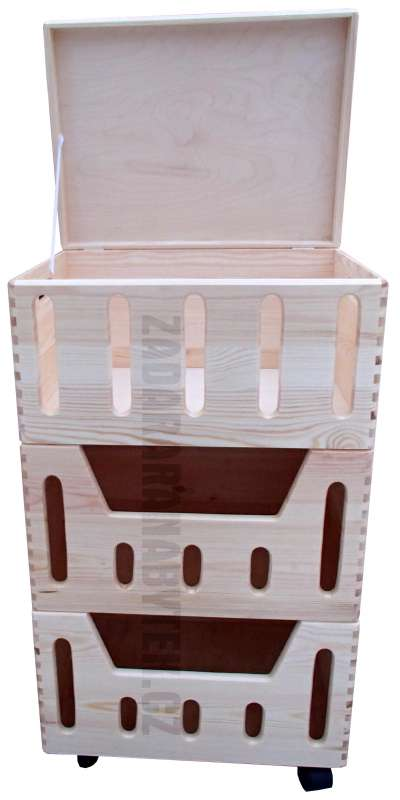 Krabice na hračky GD251 - Výprodej