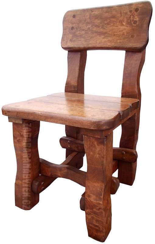 Zahradní židle MO101 - lakovaná