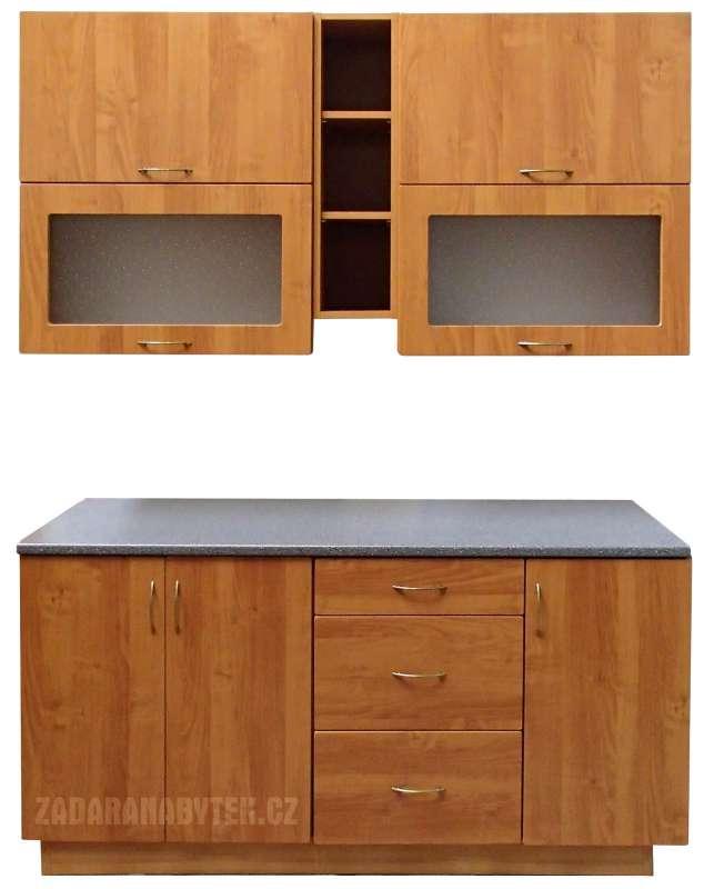 Moderní kuchyně Formát olše 160 cm