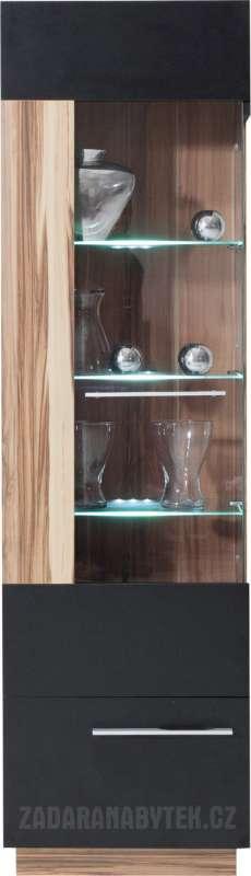 Skříň vitrína Monsun MN2L