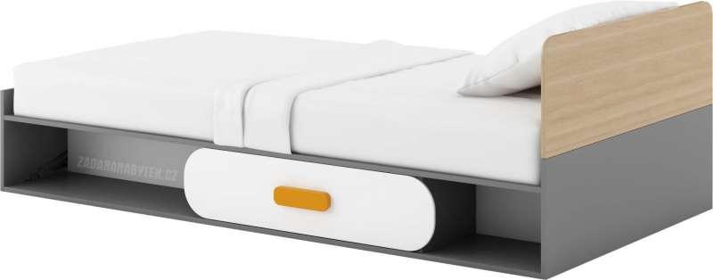 Dětská postel s úložným prostorem Jogo J-18