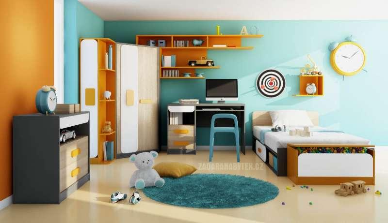 Dětský pokoj Jogo B