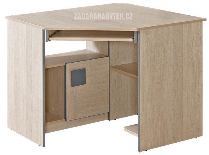 Rohový psací stůl Gumi G11