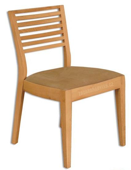 Buková židle KT290 masiv