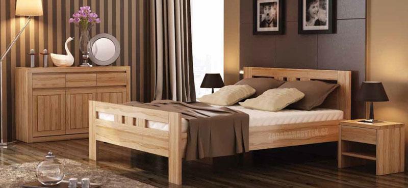 Buková ložnice 01 VIP