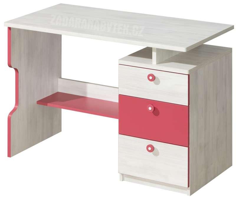 Dětský psací stůl Nuki NU7