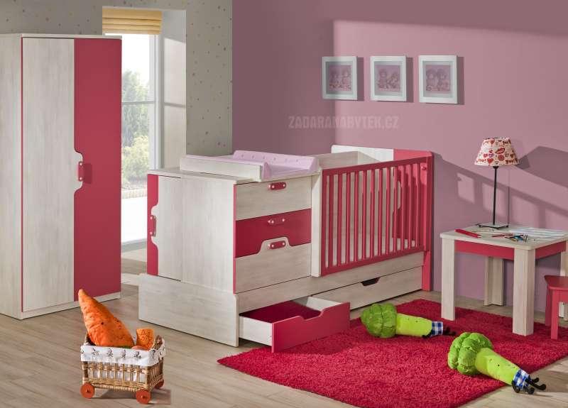 Dětský pokoj Nuki B