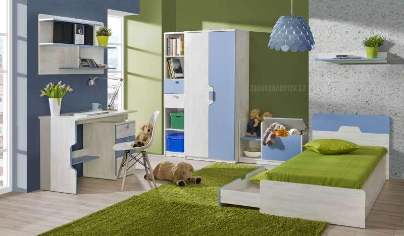 Dětský pokoj Nuki C