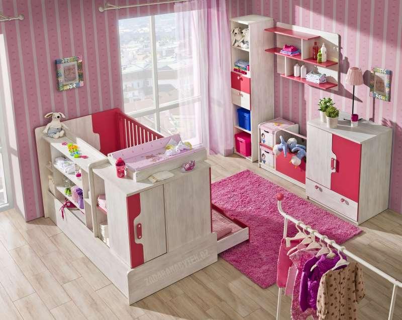 Dětský pokoj Nuki D