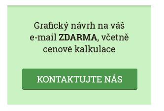 Grafický návrh na váš e-mail Zdarma, včetně cenové kalkulace