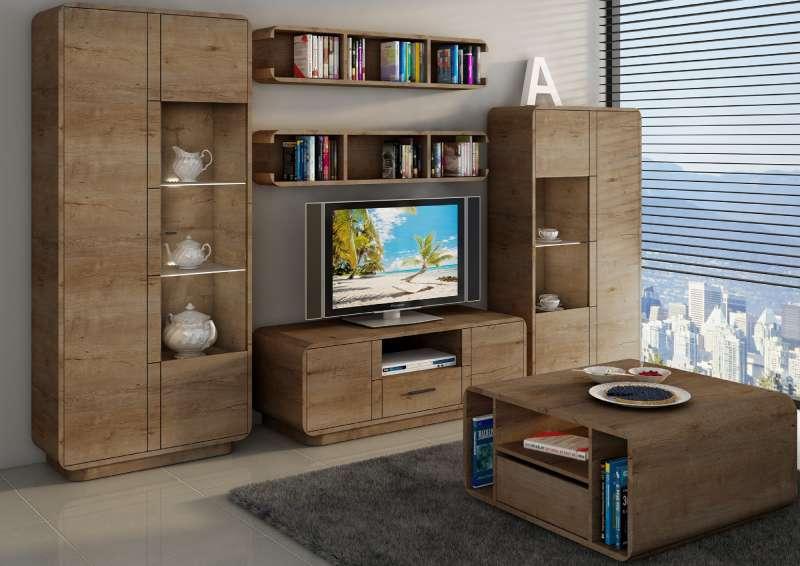 Moderní obývací stěna Acerro