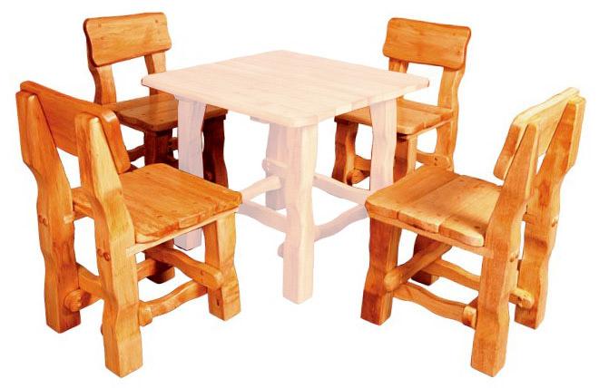 Zahradní židle MO213 olše