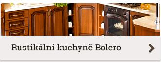 Rustikální kuchyně na míru Bolero