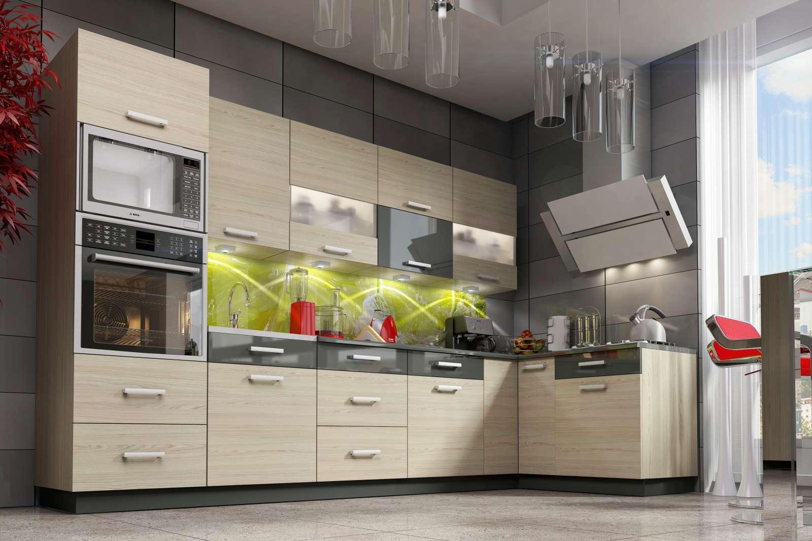 Kuchyňská linka Iga 1