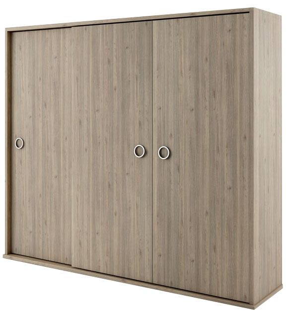 Šatní skříň s posuvnými dveřmi do ložnice Roma RO01