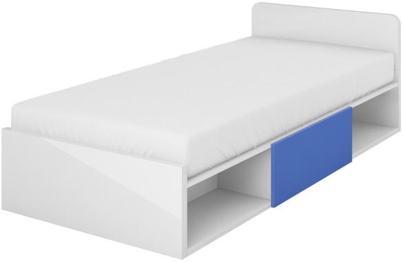 Postel s matrací Yeti Y16