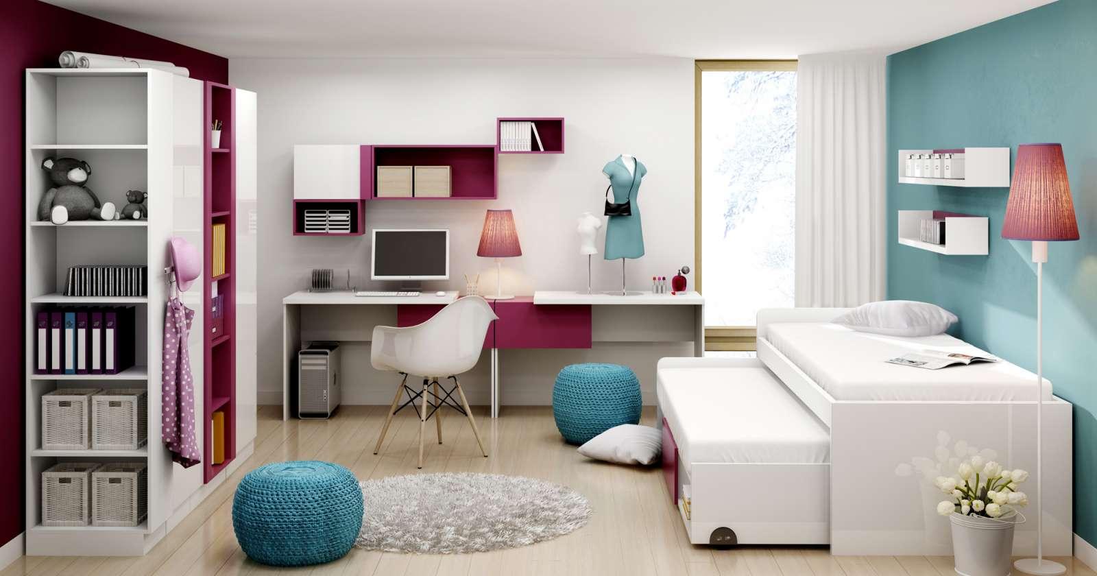 Sestava nábytku do chlapeckého pokojeYeti Y2