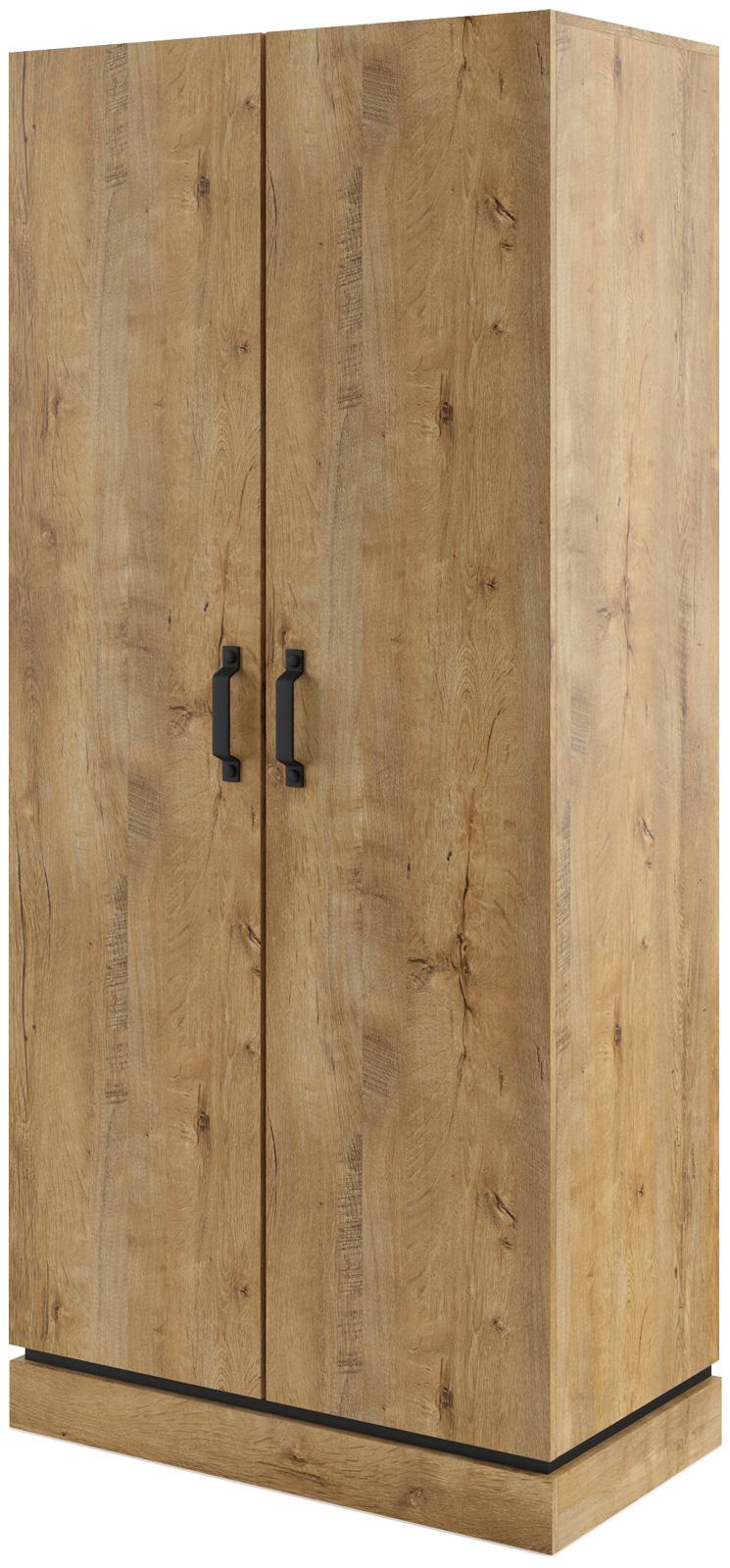 Šatní skříň dvoudvéřová Kardamon KD01