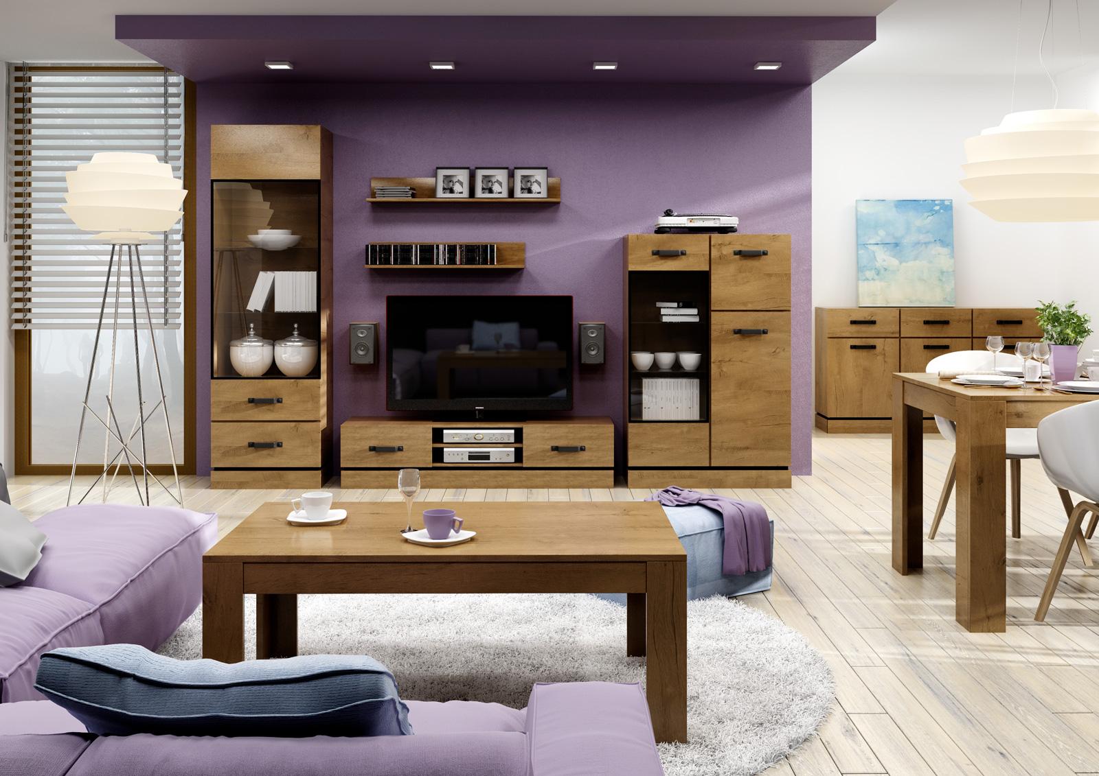 Sestava nábytku do obývacího pokoje Kardamon 2