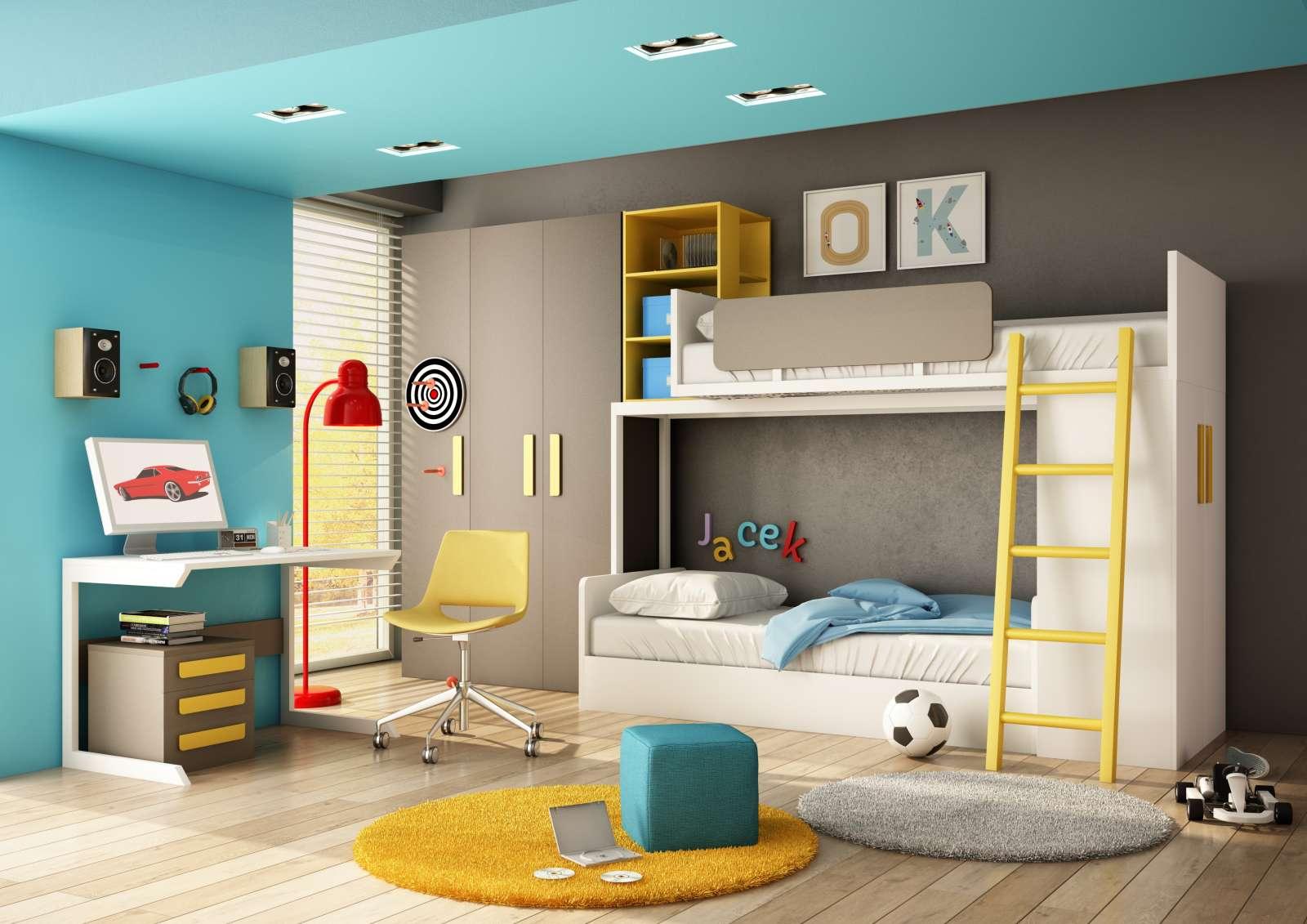 Dětský pokoj Multi